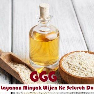 Minyak Wijen GGG